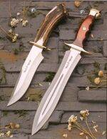 MUELA KNIVES OF MOUNT