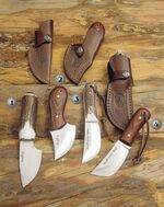 PIRANHA-8 KNIFE, MOUSE-6R KNIFE, GAZAPO-8A KNIFE AND GAZAPO-8R KNIFE