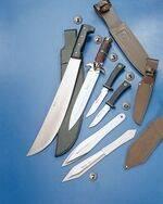 CAÑA KNIVE, VIKINGO-23 KNIFE, 25-12 KNIFE, PRO-80L-14 KNIFE, 80L-15 KNIFE