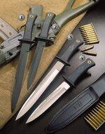 SCORPION-26N KNIFE, SCORPION-19N KNIFE, SCORPION-26W AND SCORPION-19W KNIFE