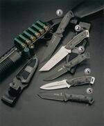 KENDO-15N KNIFE, KENDO-15W KNIFE, STORM-10N KNIFE, HORNET-10W KNIFE AND KENDO-10N KNIFE
