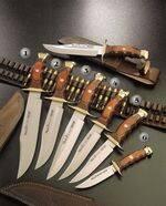BOWIE KNIFE BW-22, BOWIE KNIFE BW-18, BOWIE KNIFE BW-18L, BOWIE KNIFE BW-16, BOWIE KNIFE BW14 AND BOWIE KNIFE BW-10