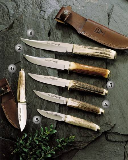 SH-16 KNIFE, SH-14 KNIFE, SH-12 KNIFE, SH-10 KNIFE, SH-8 KNIFE AND SH-7CO KNIFE