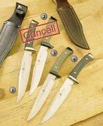 3170 KNIFE, 3172 KNIFE, 3162 KNIFE, 3160 KNIFE