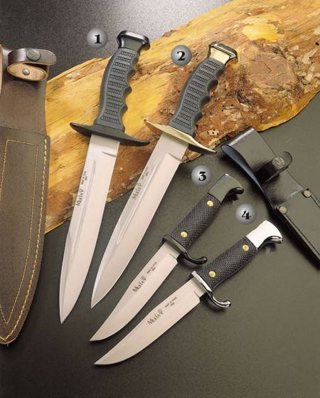 95-191 KNIFE, 95-190 KNIFE, 1121 KNIFE AND 1123 KNIFE