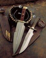 GRAN DUQUE KNIFE 25M AND MAGNUM 23A KNIFE