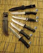 COM-G-16 KNIFE, 5160 KNIFE, 5161 KNIFE, 5516 KNIFE AND 5514 KNIFE