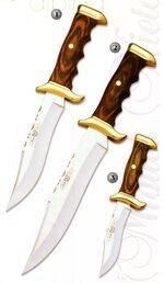 BOWIE KNIVE 8503, BOWIE KNIVE 8504 AND BOWIE KNIVE 8502