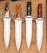 KNIFE CC10, KNIFE CO10, KNIFE CM10 AND KNIFE CR10