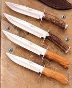 KNIFE CC36, KNIFE CC35, KNIFE CO35 AND CO36