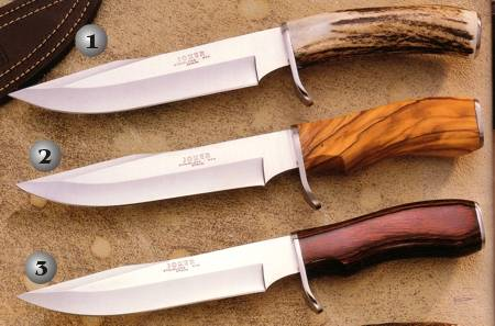KNIFE CC37, KNIFE CO37 AND KNIFE CR37