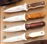 KNIFE CC67, KNIFE CO67, KNIFE CR67 AND CA67