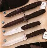 KNIFE CF02, KNIFE CF00, KNIFE CF03 AND KNIFE CF01
