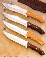 KNIFE CO61, KNIFE CR61, KNIFE CO62 AND KNIFE CR62
