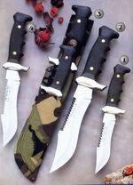 KNIVE 4008-G, KNIVE 4009-G, KNIVE 4010-G AND KNIVE 4011-G