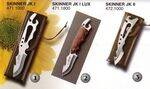 AITOR SKINNER JK I KNIFE, AITOR SKINNER JK I LUXE KNIFE AND SKINNER JK II KNIFE