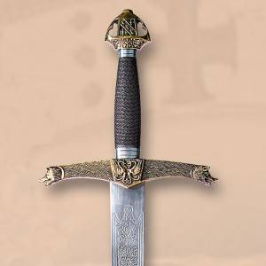 The sword of Sir Lancelot du Lac