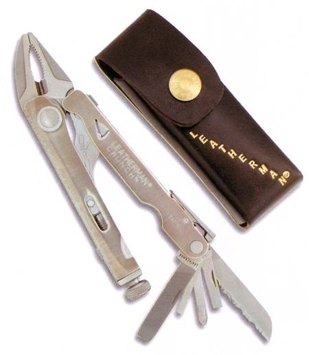 LEATHERMAN CRUNCH POCKET KNIFE
