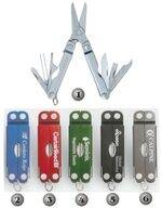 LEATHERMAN MICRA GREEN POCKET KNIFE