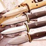 B�ker knives