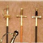 Ceremonial swords