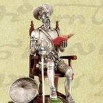 Don Quijote miniature figures