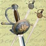 Don Quijote swords