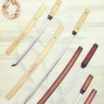 Shirasaya swords
