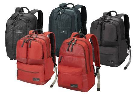 Almont collection with travel bags made by Victorinox