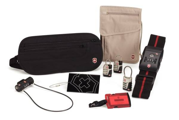 Accesories for travel by Victorinox