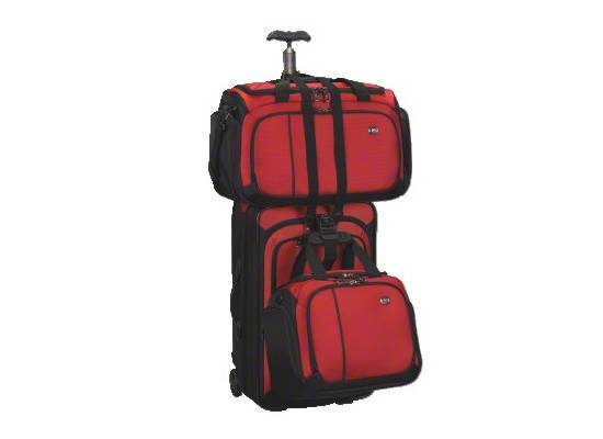 Werks Traveler bussines cases and suitcases by Victorinox