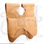 LONG FLAP BAG FOR MEDIEVAL RECREATION MARSHALL HISTORICAL