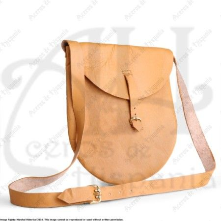 SOLDIER�S BAG XVI-XVII CENTURY MEDIEVAL RECREATION MARSHALL HISTORICAL