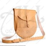 SOLDIER´S BAG XVI-XVII CENTURY MEDIEVAL RECREATION MARSHALL HISTORICAL