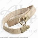 XIV-XVth CENTURY BELT IHC FOR MEDIEVAL RECREATION MARSHALL HISTORICAL