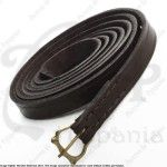 XIII-XIVth CENTURY BELT FOR MEDIEVAL RECREATION MARSHALL HISTORICAL