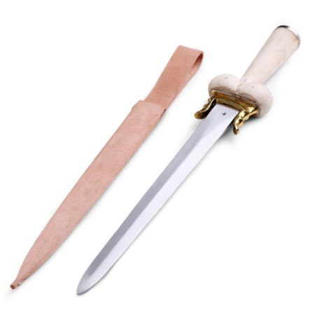 BALLOCK DAGGER DELUXE W. FOR MEDIEVAL RECREATION MARSHALL HISTORICAL