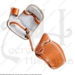 LEATHER HAND PROTECTION FOR MEDIEVAL RECREATION MARSHALL HISTORICAL