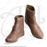 VIKING BOOTS JORVIK IX-Xth FOR MEDIEVAL RECREATION MARSHALL HISTORICAL
