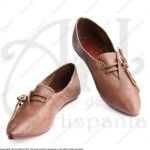 SHOES OF XIIIth CENTURY FOR MEDIEVAL RECREATION MARSHALL HISTORICAL