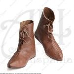 VIKING BOOTS OSBERG FOR MEDIEVAL RECREATION MARSHALL HISTORICAL