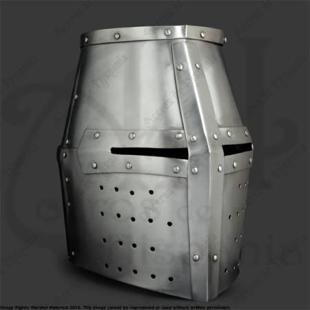 MARSHAL HISTORICAL  CRUSADER GREAT HELM