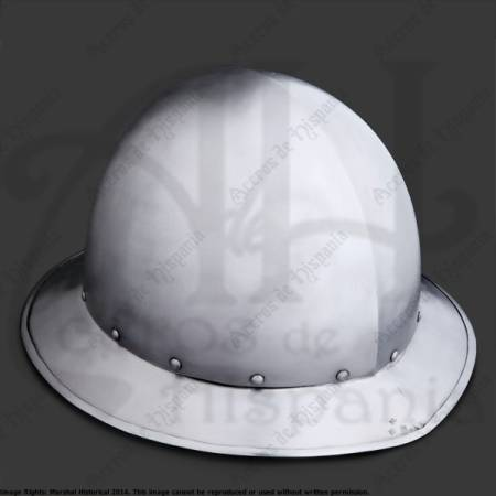 SPANISH KETTLE HAT SHORT BRIM