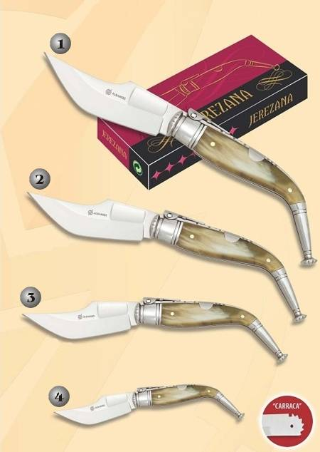 CARRACA PENKNIVES.