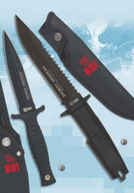 RUI TACTICAL KNIVES.
