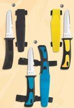 DIVING KNIVES.