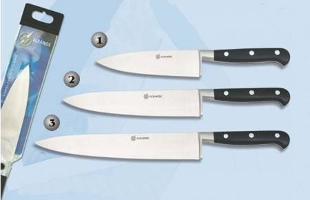 PROFESSIONAL KITCHEN KNIVES.