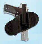 HOLSTER FOR PISTOL AND REVOLVER
