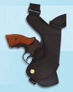 SHOULDER HOLSTER FOR PISTOL AND REVOLVER