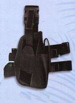 NYLON HOLSTER FOR PISTOL